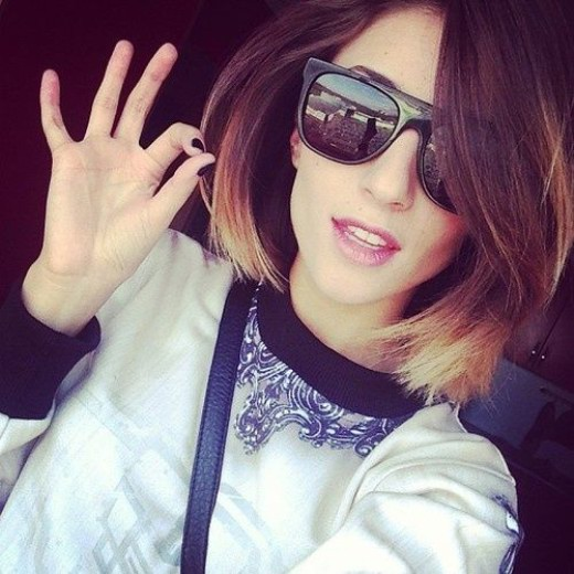 Cool Ombre Hair For Short Hair  Hairstyles Weekly
