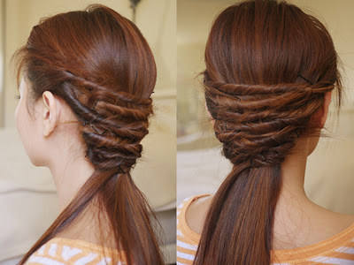 DIY Wedding Hairstyles: The Quick and Easy Hair Twist