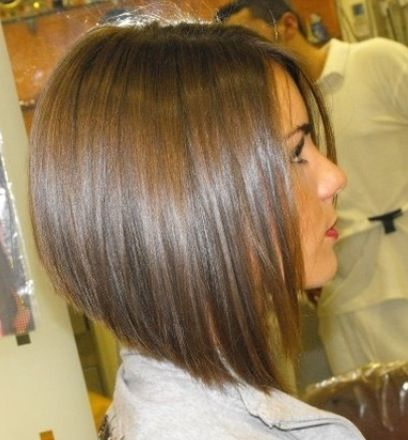 Angled Bob Hairstyles angled bob hairstyles side view seemly to at the official events Best Graduated Angled Bob Haircut Side View Of Angled Bob Hairstyle