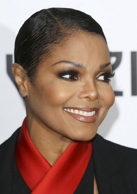 Very Short Haircut For Black Women Janet Jackson Haircut