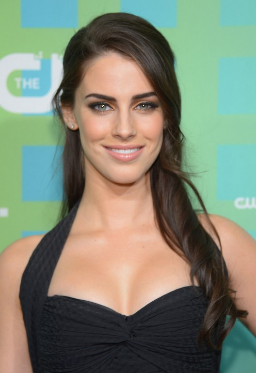Jessica Lowndes Half Up Half Down Hairstyle for Fall