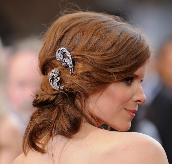 celebrity updos Archives - Red Carpet Tips