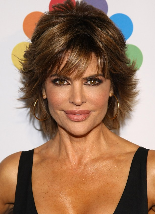 Razor Cut Hairstyles for Women Over 50