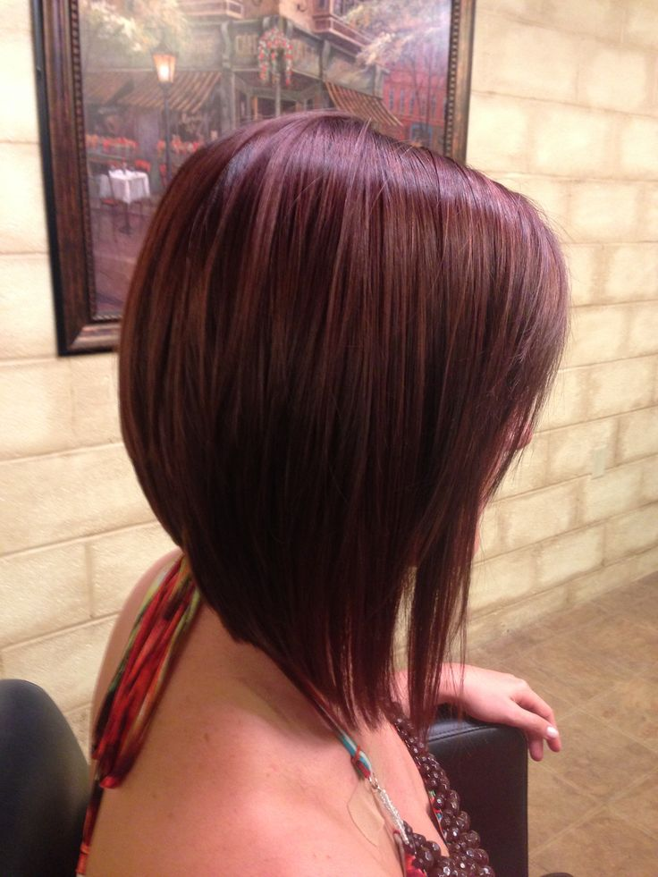 Awesome 16 Angled Bob Hairstyles You Should Not Miss Hairstyles Weekly Short Hairstyles Gunalazisus