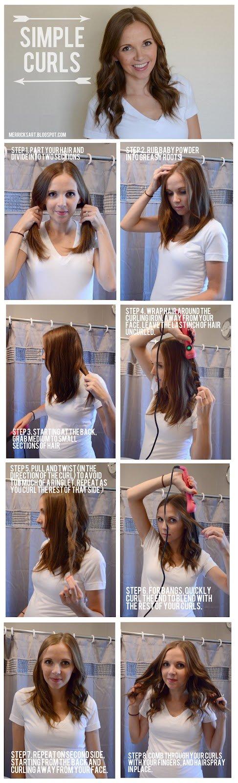 Phenomenal Hair Tutorials 20 Ways To Style Your Hair In Summer Hairstyles Short Hairstyles Gunalazisus