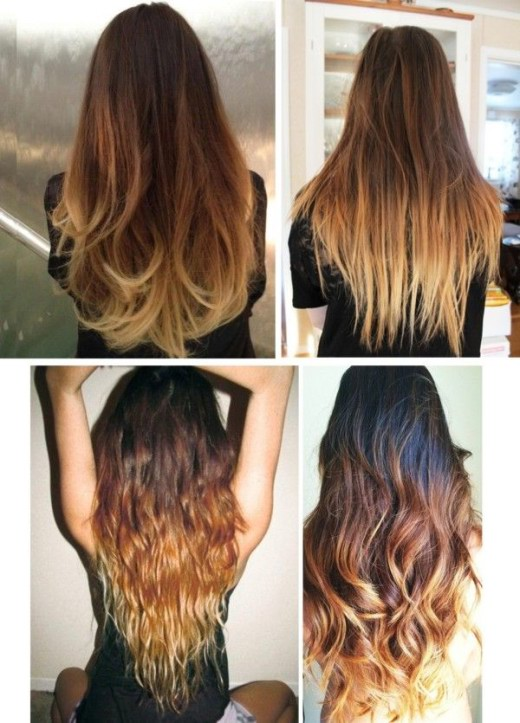 Most Popular Ombre Hair for 2015