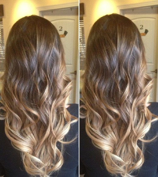 Pleasing Ombre Hair Color 2015 Hairstyles Weekly Hairstyles For Women Draintrainus