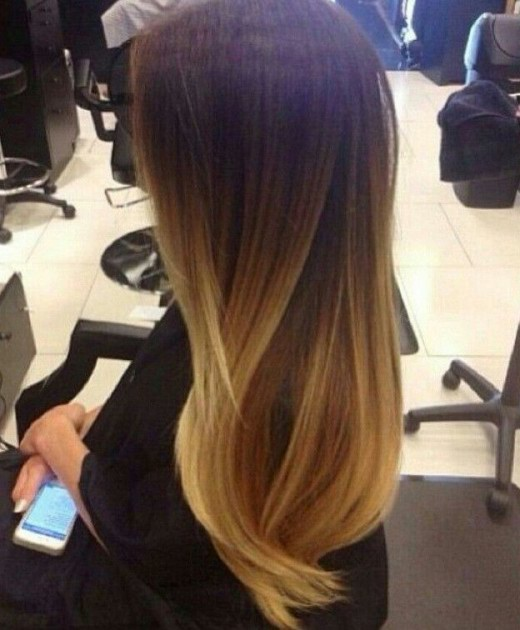 Sensational Ombre Hair Color Ideas For 2015 Hairstyles Weekly Hairstyles For Women Draintrainus