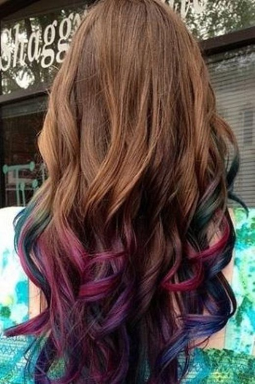 Ombre Hair Color Ideas Hairstyles Weekly