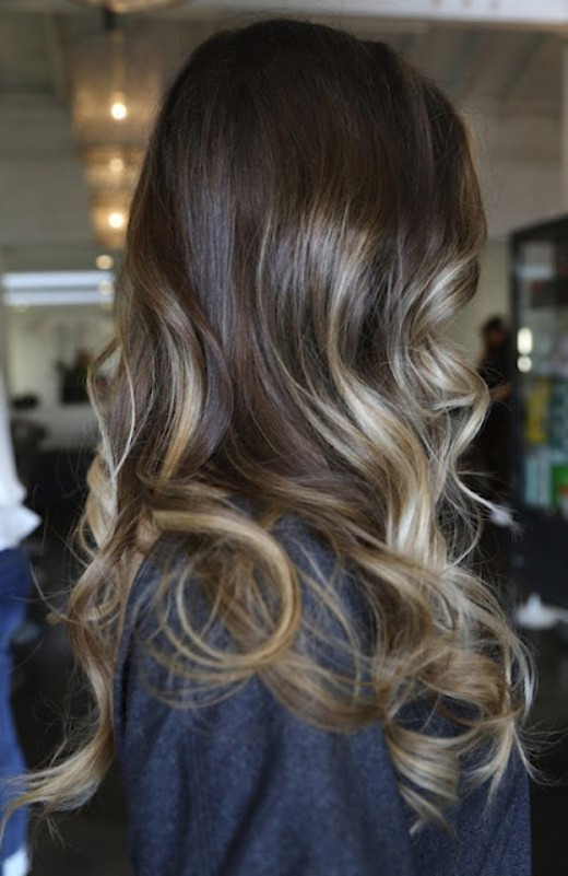 Ombre Hair Colors for Asian Women - Hairstyles Weekly