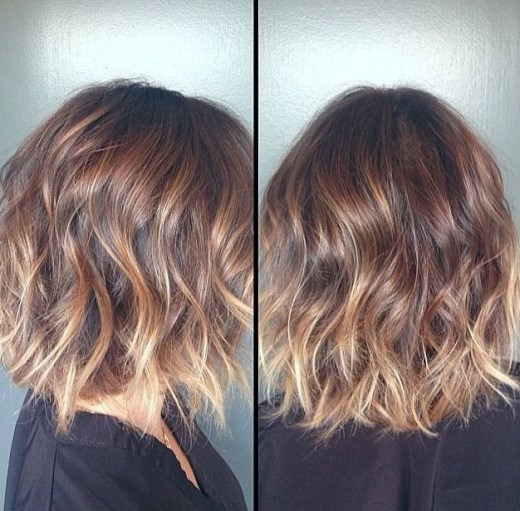 Pretty Short Ombre Haircut , Hairstyles Weekly