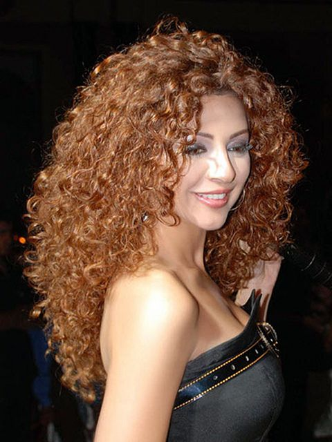 Brilliant 32 Easy Hairstyles For Curly Hair For Short Long Amp Shoulder Hairstyles For Women Draintrainus