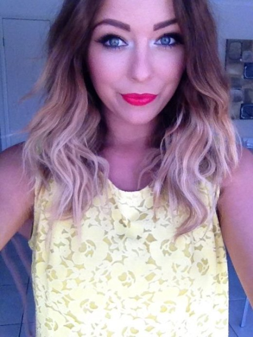 Sexy Medium Ombre Hair Hairstyles Weekly