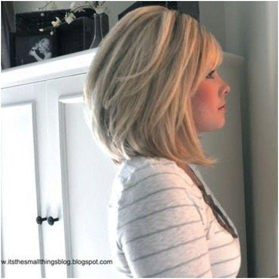 Fabulous Side View Of Medium Bob Haircut For Thick Hair Hairstyles Weekly Short Hairstyles Gunalazisus