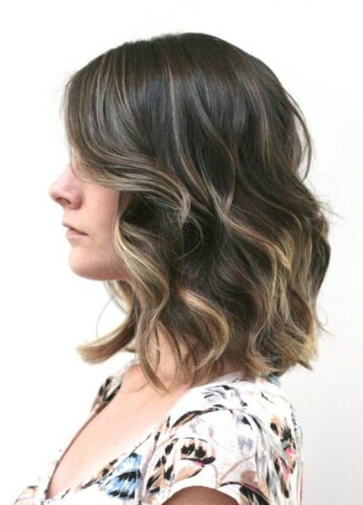 Soft Wavy Ombre Hair For Women Hairstyles Weekly