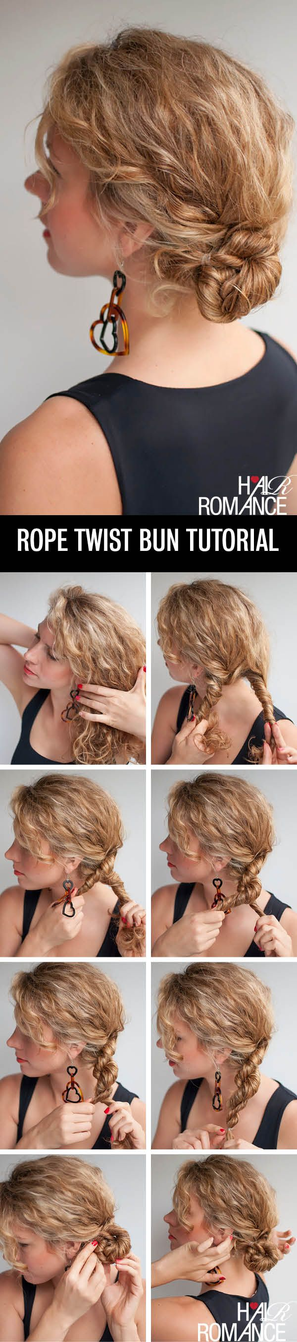 32 Easy Hairstyles For Curly Hair (for Short, Long & Shoulder Length Hair) - Hairstyles Weekly