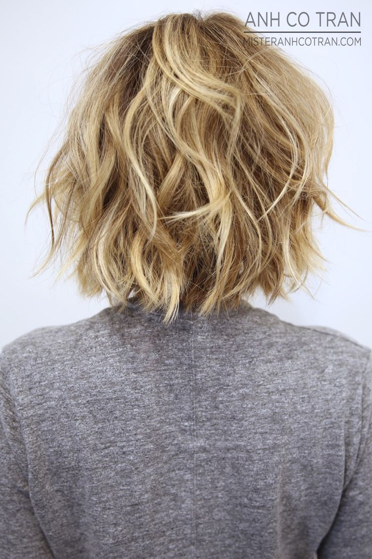 Back View Shoulder Length Layered Haircuts For Thick Hair 66