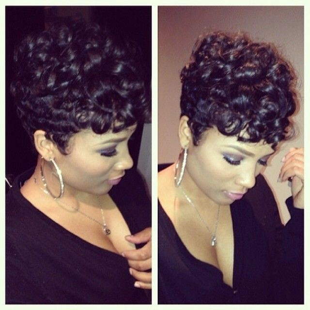 Prime 25 Trendy African American Hairstyles For 2017 Hairstyles Weekly Short Hairstyles For Black Women Fulllsitofus