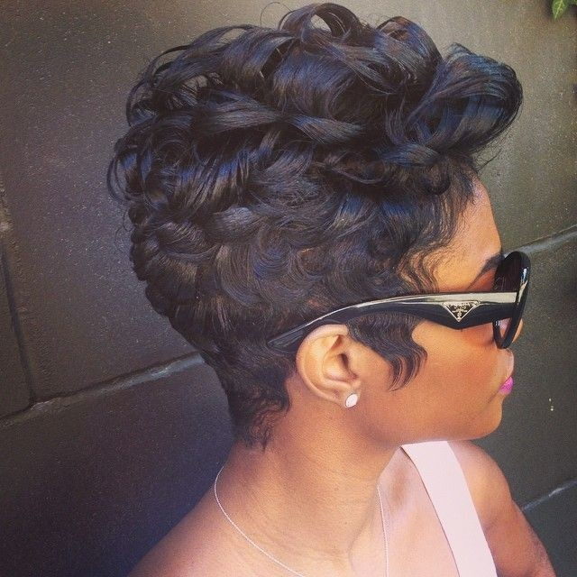 Peachy 25 Trendy African American Hairstyles For 2017 Hairstyles Weekly Short Hairstyles For Black Women Fulllsitofus