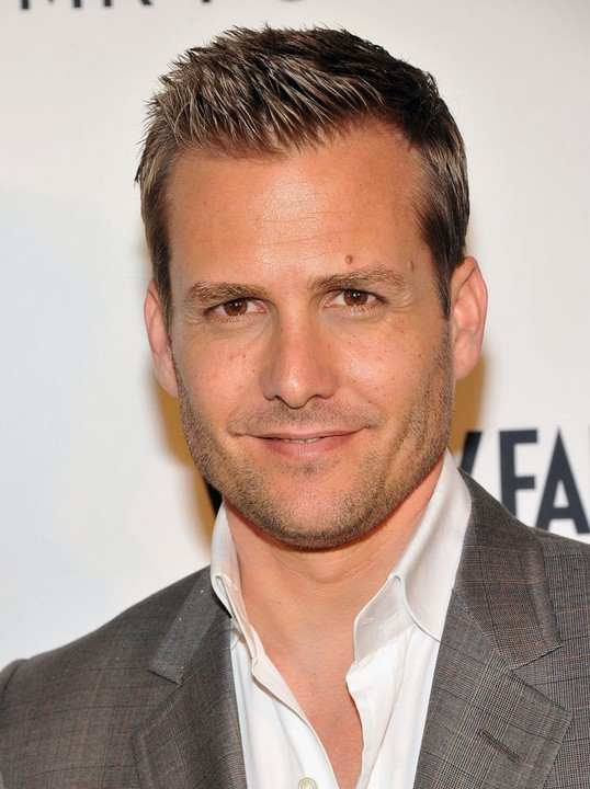 Gabriel Macht Cool Spiked Haircut for Men