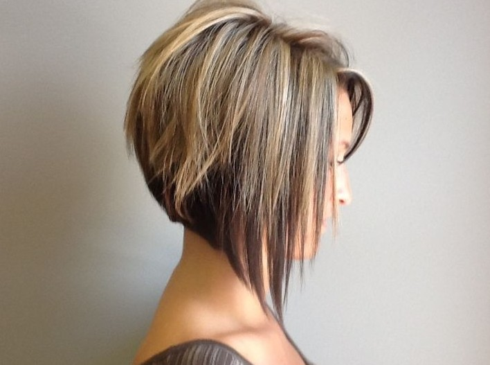 Bob Hair Styles : Picture of Graduated Bob Hairstyle /pinterest @ hairstylesweekly.com