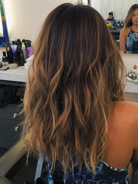 hair color styles for long hair 40 hair colour ideas for hair color 4082 | Hair Color Ideas for Long Wavy Hair