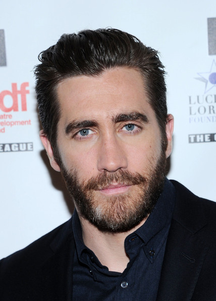 Jake Gyllenhaal Short Straight Haircut for Men