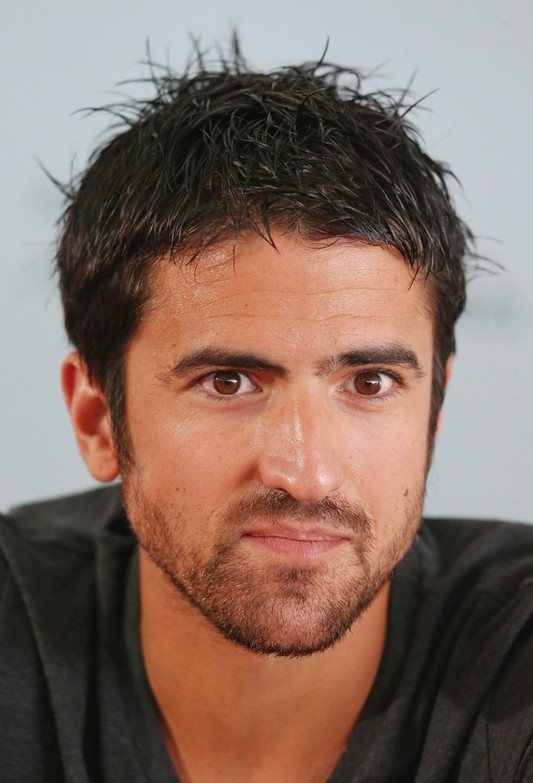 Janko Tipsarevic Spiked Short Messy Haircut for Men