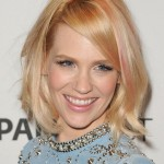 January Jones Short Haircut for Women