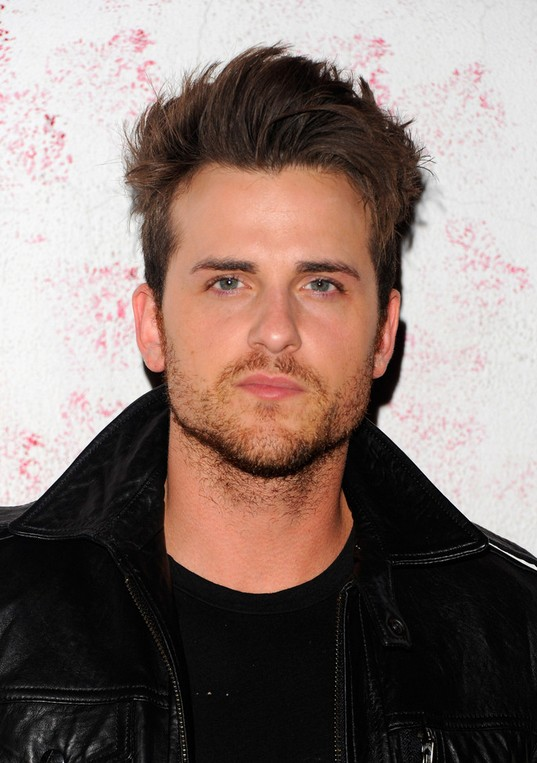 Jared Followill Spiked Haircut for Men