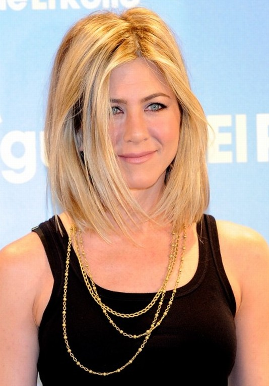 Jennifer Aniston New Bob Hairstyle