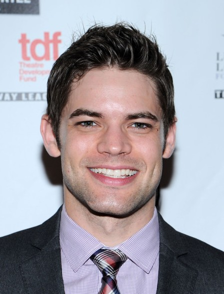 Jeremy Jordan Spiked Haircut for Men