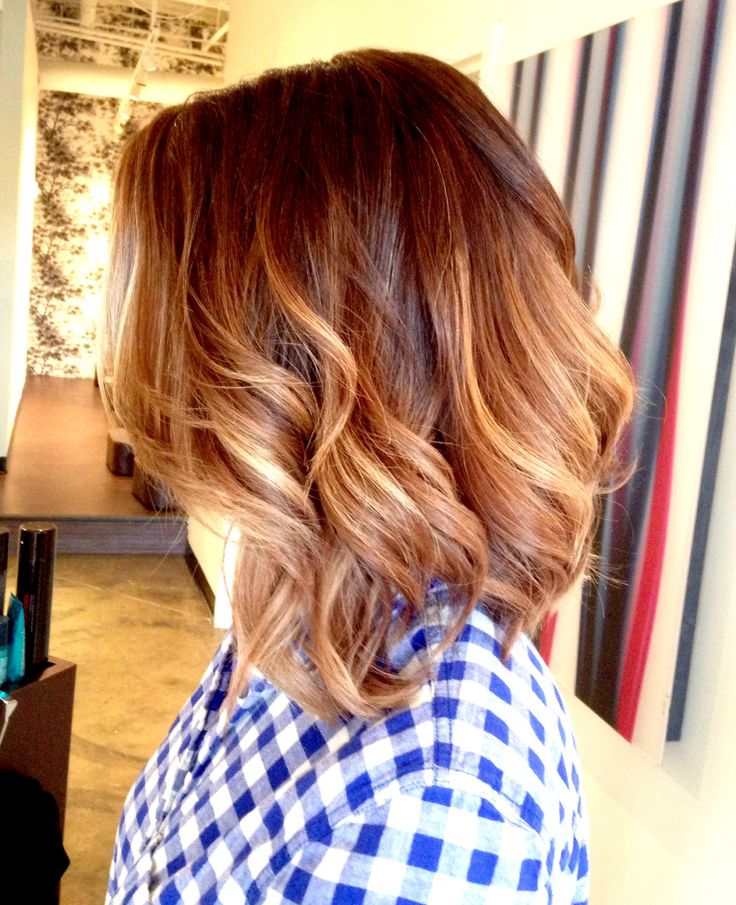 Most Popular Short Ombre Hair
