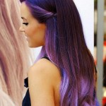 Purple Ombre Hair for 2015