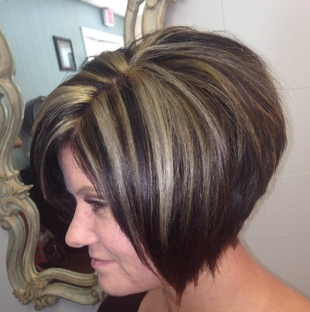 Sexy Short Bob Hairstyle for Women