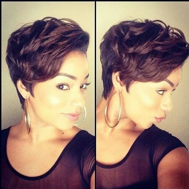 Superb 25 Trendy African American Hairstyles For 2017 Hairstyles Weekly Short Hairstyles For Black Women Fulllsitofus