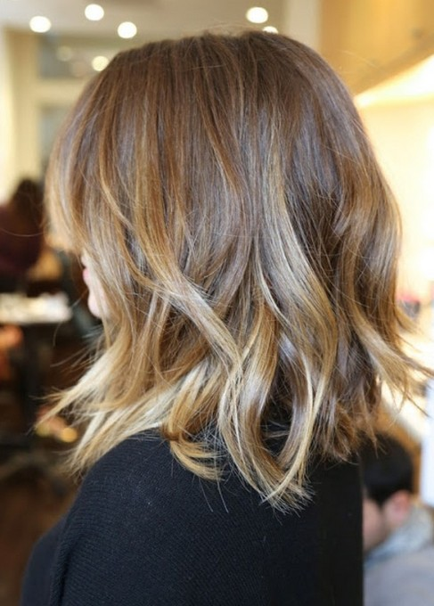 Short Ombre Hair 2014
