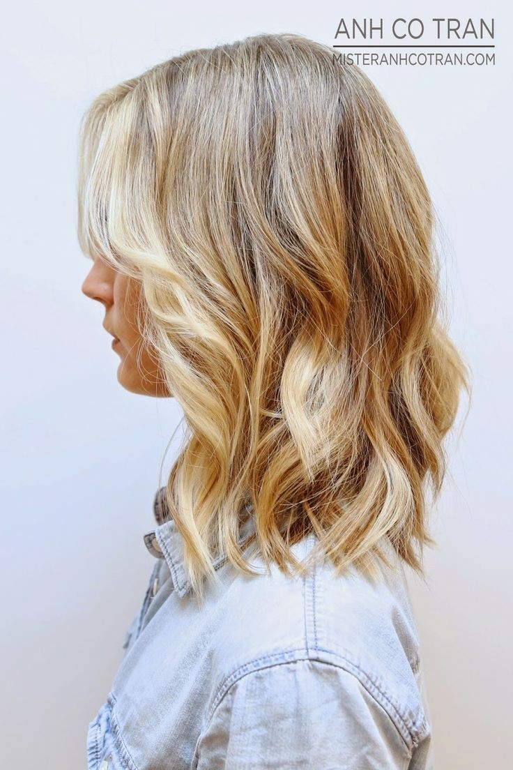 Incredible 22 Medium Length Hairstyles For 2017 Top Shoulder Length Hairstyle Inspiration Daily Dogsangcom