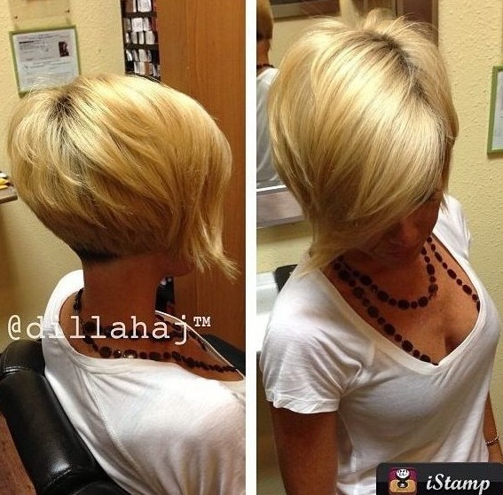 Straight Bob Hairstyle For Women