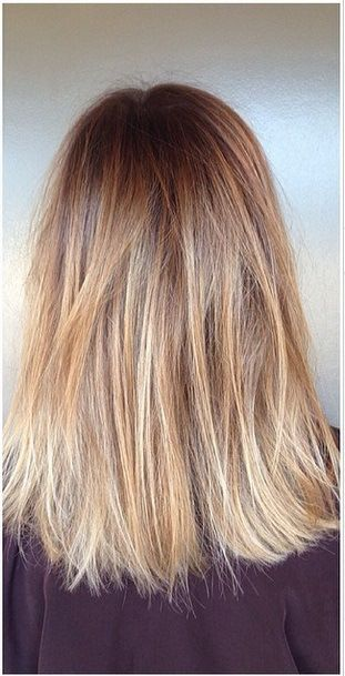 The Bronde light brunette hair color ideas