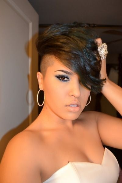 Trendy African American Hairstyle for Women