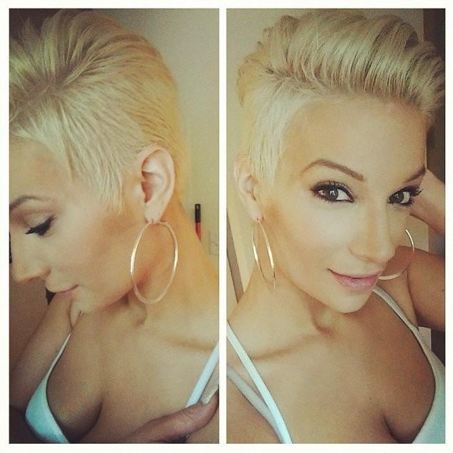 Trendy Short Haircut for Women