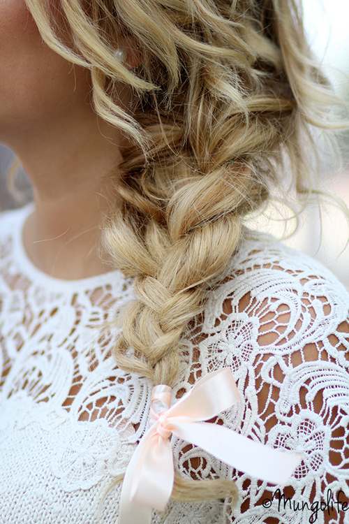 Winter Hairstyels for Wedding