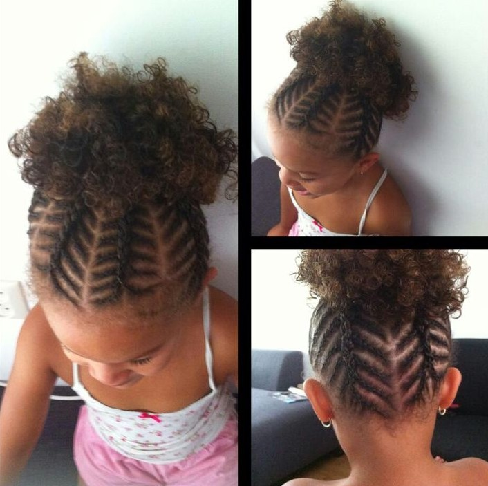 Cute Style For Little Black Girls Hairstyles Weekly
