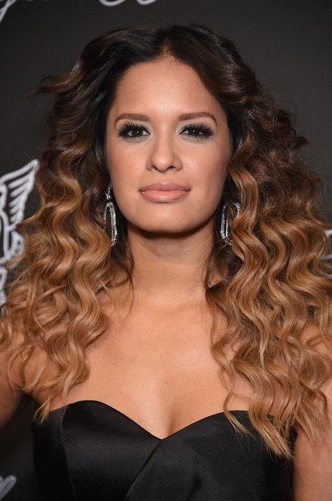 Rocsi Diaz Ombre Hair for Thick Hair