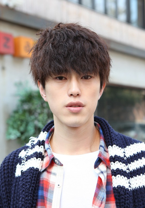 Asian Korean Japanese Hairstyles For Men Cool Mens ...