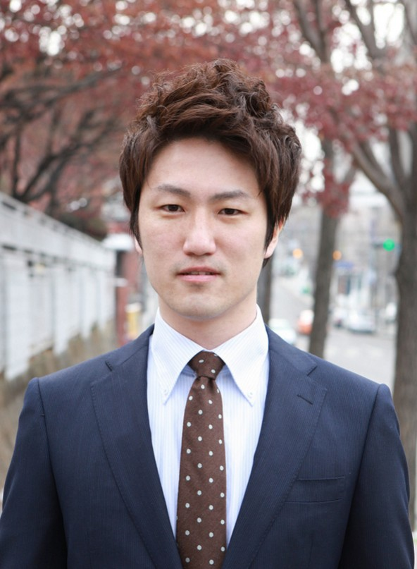 Korean Guys Hairstyles for Job and Interview