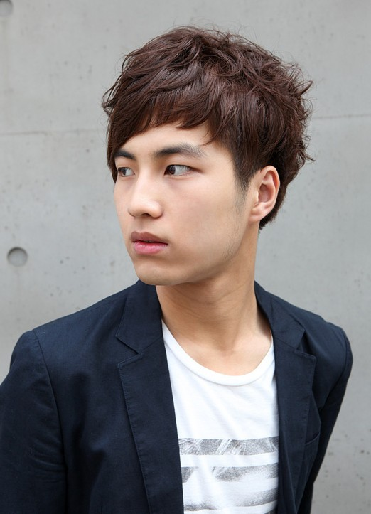 Korean guys hairstyles