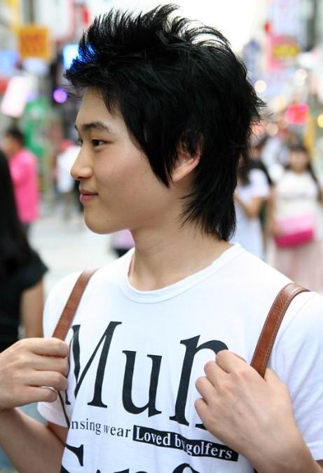 Korean hairstyles for guys