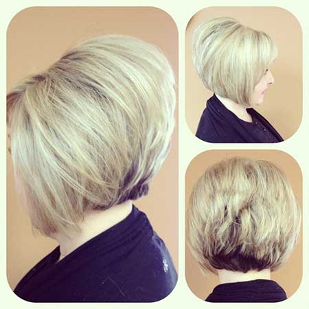 Tremendous 33 Fabulous Stacked Bob Hairstyles For Women Hairstyles Weekly Hairstyles For Men Maxibearus